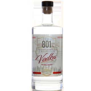 801 Premium Vodka